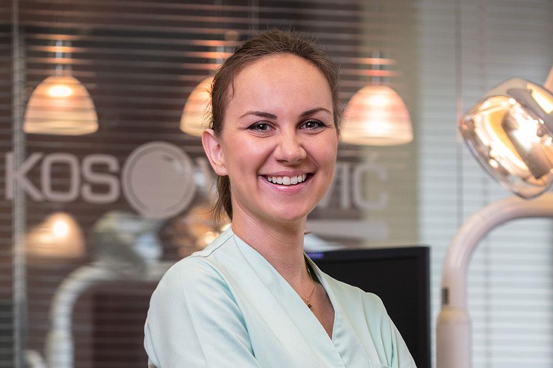 Dr Maja Vrancic