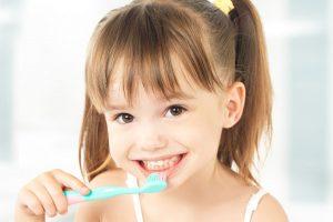 Pranje zuba kod dece